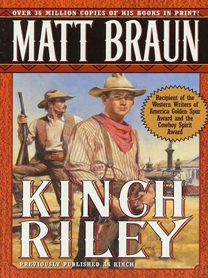 cover image of Kinch Riley
