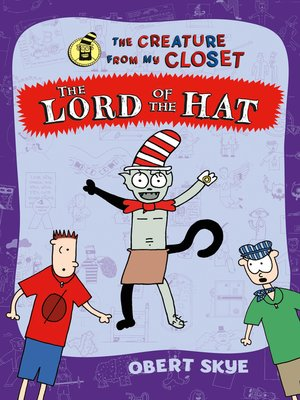 cover image of The Lord of the Hat