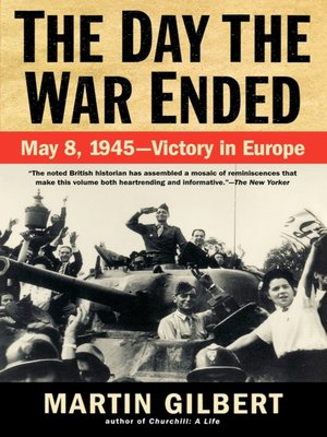 cover image of The Day the War Ended