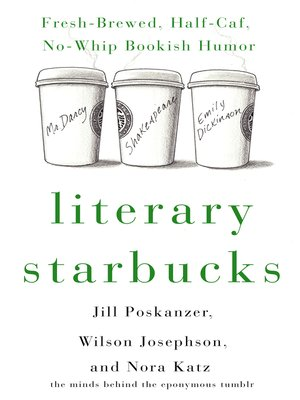 cover image of Literary Starbucks