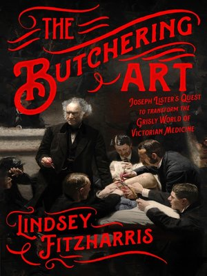 cover image of The Butchering Art