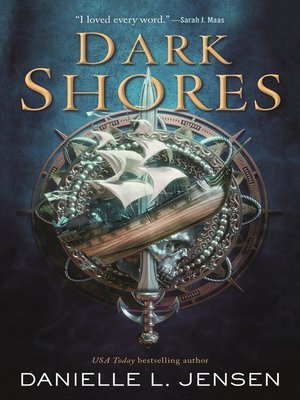 cover image of Dark Shores