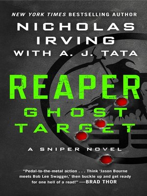 cover image of Reaper: Ghost Target