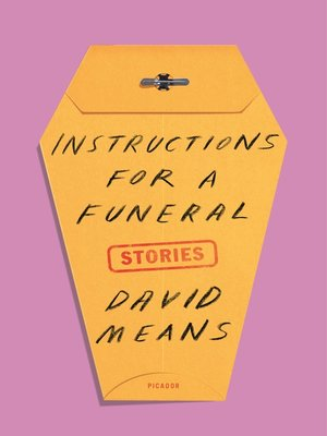 cover image of Instructions for a Funeral