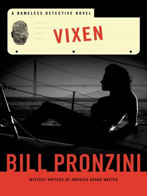 cover image of Vixen