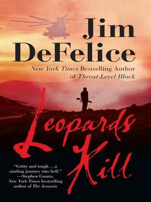 cover image of Leopards Kill