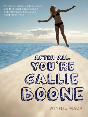 cover image of After All, You're Callie Boone