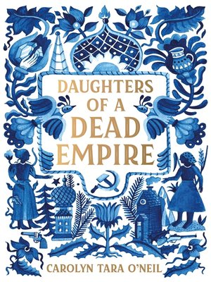 cover image of Daughters of a Dead Empire
