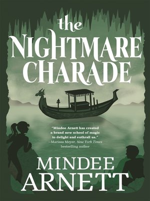 cover image of The Nightmare Charade