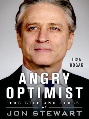 cover image of Angry Optimist