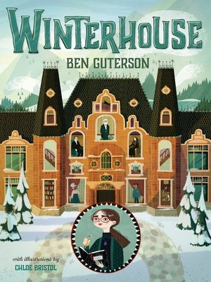 cover image of Winterhouse