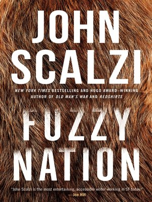 cover image of Fuzzy Nation