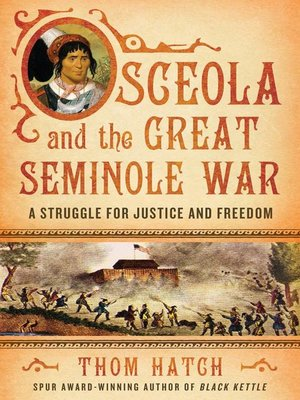 cover image of Osceola and the Great Seminole War