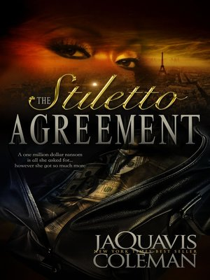 cover image of The Stiletto Agreement
