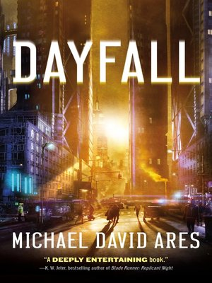 cover image of Dayfall