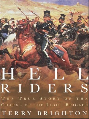cover image of Hell Riders