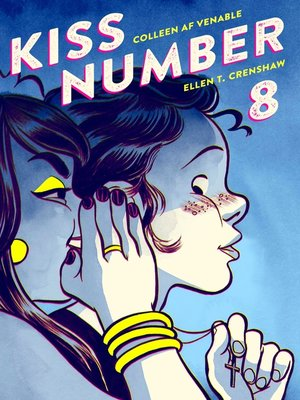cover image of Kiss Number 8