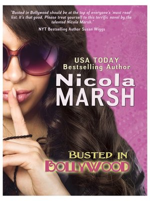 cover image of Busted in Bollywood