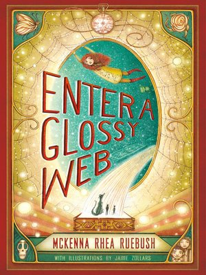 cover image of Enter a Glossy Web
