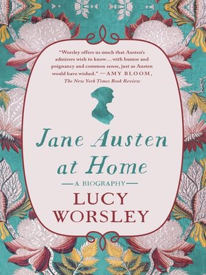 cover image of Jane Austen at Home