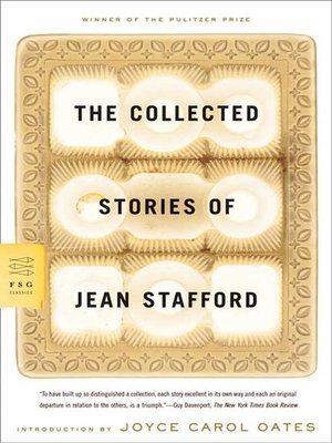 cover image of The Collected Stories of Jean Stafford