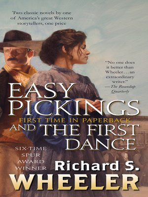 cover image of Easy Pickings and the First Dance