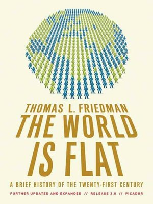 cover image of The World Is Flat 3.0