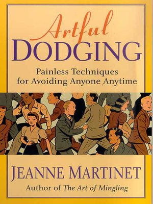 cover image of Artful Dodging