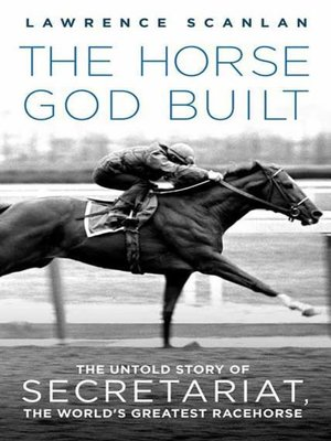 cover image of The Horse God Built