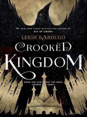cover image of Crooked Kingdom