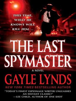 cover image of The Last Spymaster