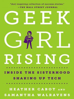 cover image of Geek Girl Rising