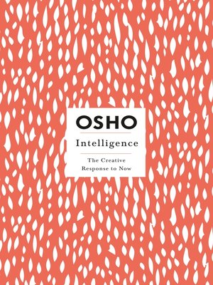 cover image of Intelligence