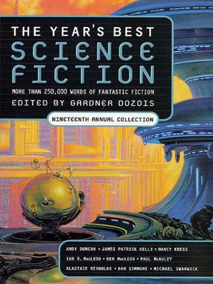 cover image of The Year's Best Science Fiction, Nineteenth Annual Collection