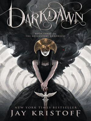 cover image of Darkdawn--Book Three of the Nevernight Chronicle