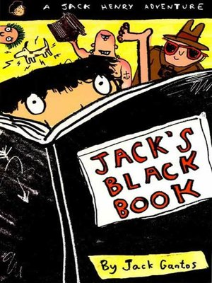 cover image of Jack's Black Book