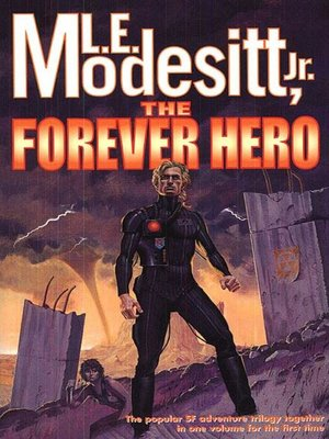 cover image of The Forever Hero
