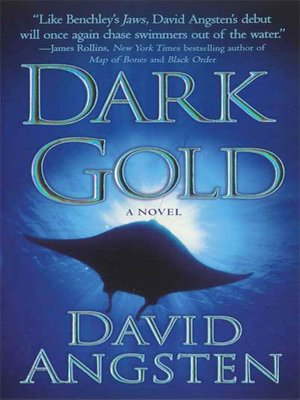 cover image of Dark Gold
