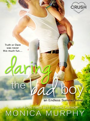 cover image of Daring the Bad Boy