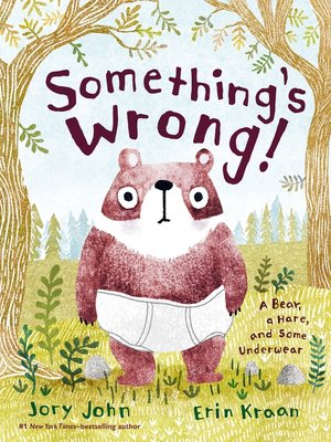 cover image of Something's Wrong!