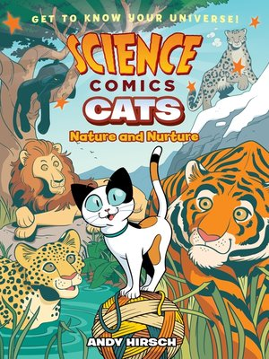 cover image of Science Comics: Cats