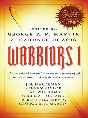 cover image of Warriors 1