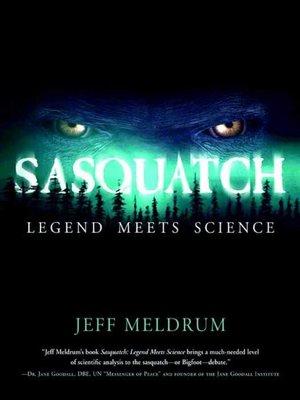cover image of Sasquatch
