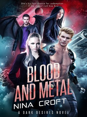 cover image of Blood and Metal