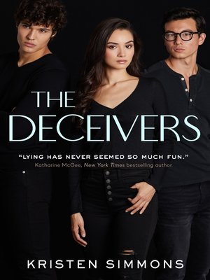 cover image of The Deceivers