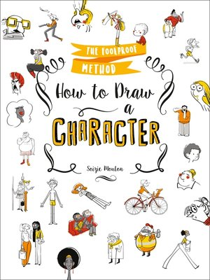 cover image of How to Draw a Character