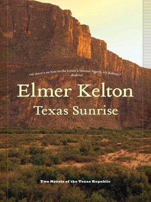cover image of Texas Sunrise
