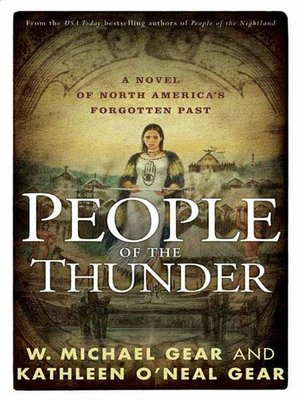 cover image of People of the Thunder