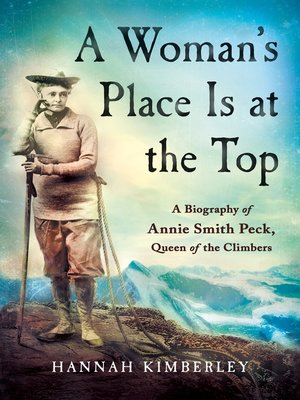 cover image of A Woman's Place Is at the Top