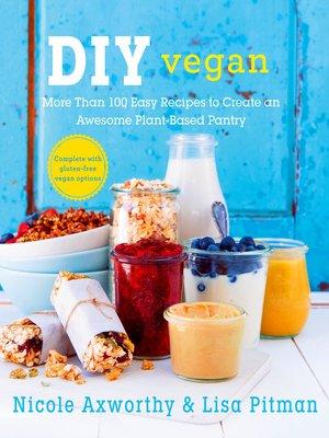 cover image of DIY Vegan